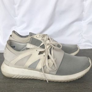 Adidas Women's Tubular Viral Triple Whites